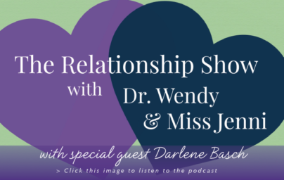 Learn about Meditation with Darlene Basch  • click to listen (Episode 20)